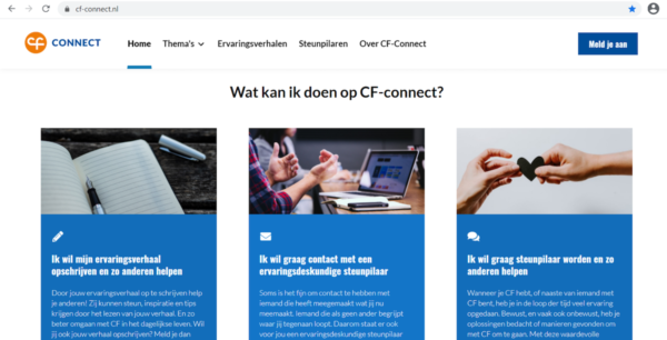 Nederlandse Cystic Fibrosis Stichting (NCFS)