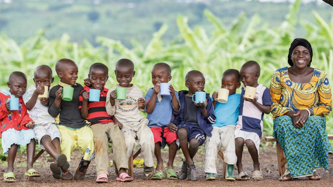 Internationale hulp en mensenrechten